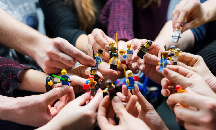 Everybody loves Lego!