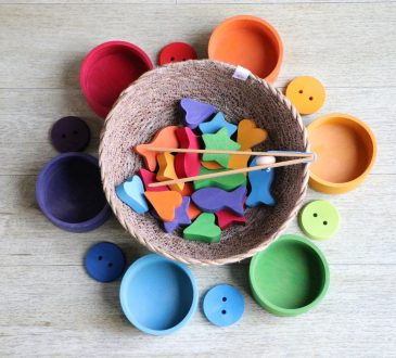 Why are wooden toys worth buying?